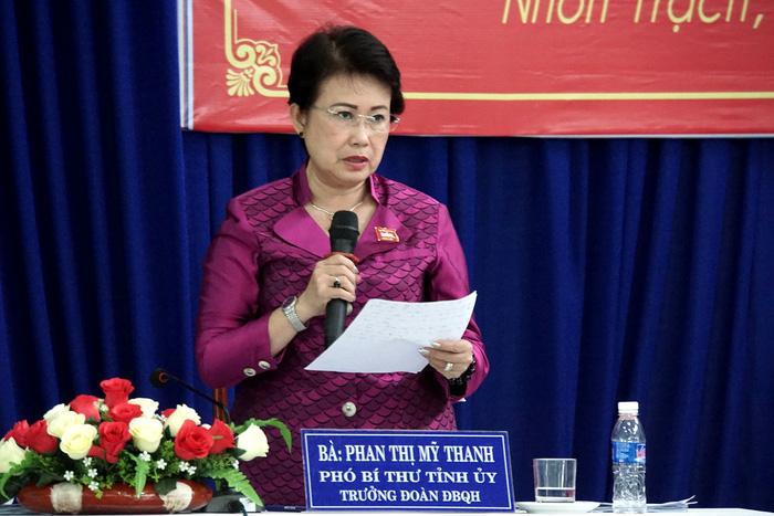 UBKT Trung ương: Xem xét, xử lý kỷ luật bà Phan Thị Mỹ Thanh 1