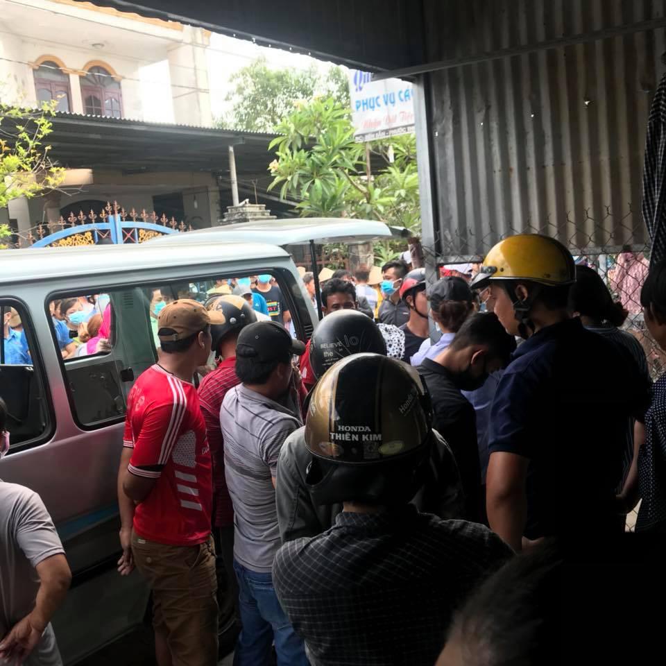 Nghi án người phụ nữ bị sát hại trong phòng khóa trái ở tỉnh Đồng Nai - Ảnh 2.