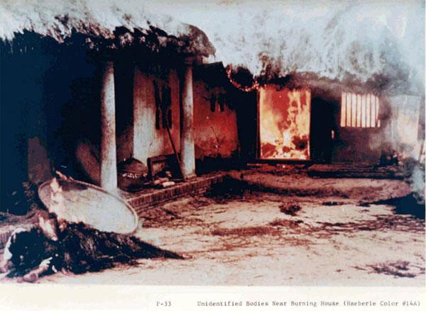 50 năm thảm sát Mỹ Lai: Quá nhiều đau đớn và ám ảnh trong những bức hình 17