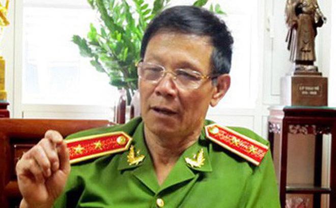 Công an tiếp tục làm việc với Trung tướng Phan Văn Vĩnh trong hôm nay 1