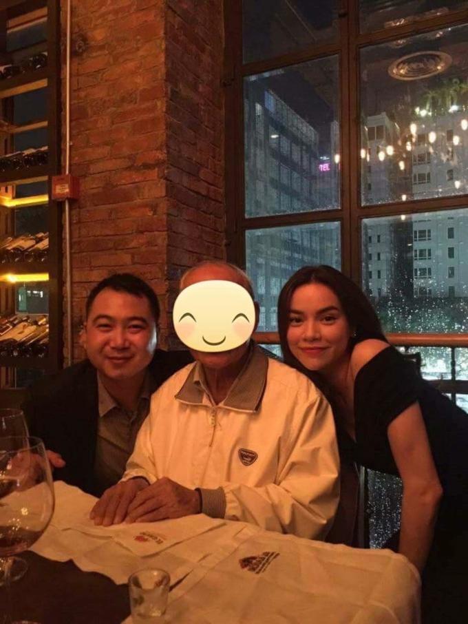 Hình ảnh Bạn trai đại gia của Lan Khuê lộ diện, hóa ra có mối quan hệ này với Hồ Ngọc Hà? số 4