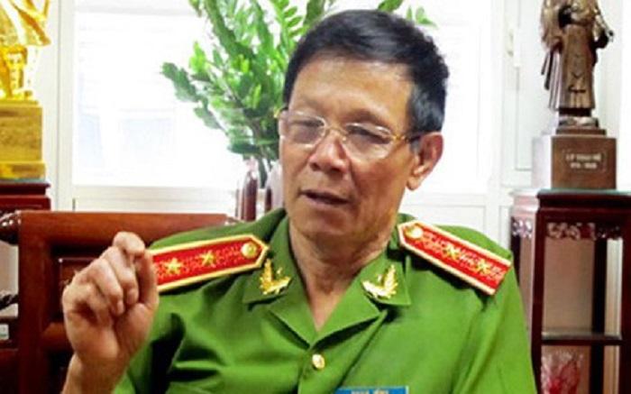 Tướng Phan Văn Vĩnh nói gì sau khi làm việc với cơ quan công an? 1
