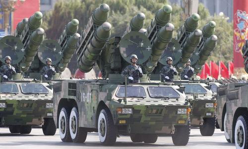 Báo Trung Quốc đòi dùng biện pháp quân sự đáp trả Mỹ vì luật thăm Đài Loan 1