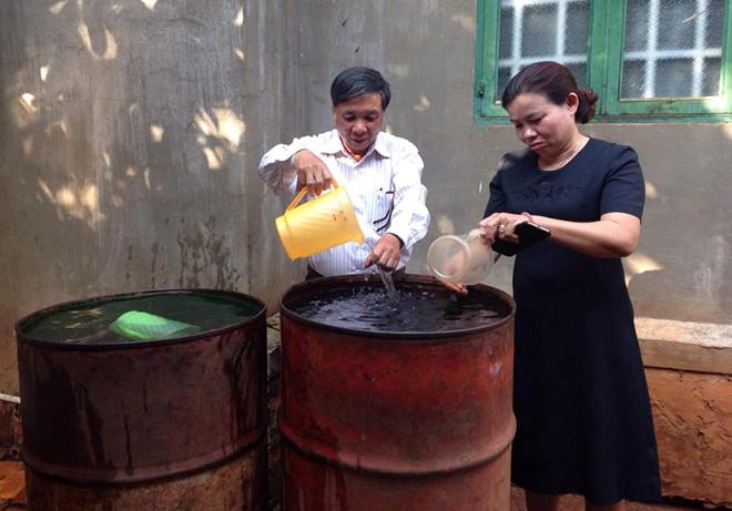 Nguyên nhân bất ngờ khiến nước giếng nóng bất thường hơn 60 độ C ở Đắk Lắk 1