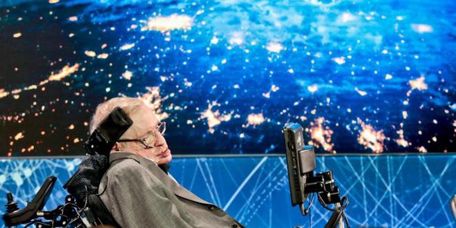 Hai tuần trước khi mất, Stephen Hawking dự đoán kết cục bất ngờ của vũ trụ 1
