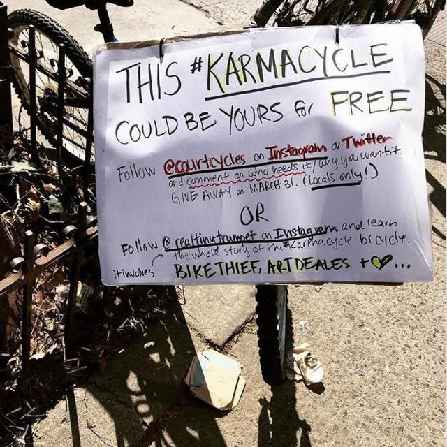 Câu chuyện bất ngờ đằng sau chiếc xe đạp bị đánh cắp: Hóa ra lòng tốt vẫn còn đây! 2