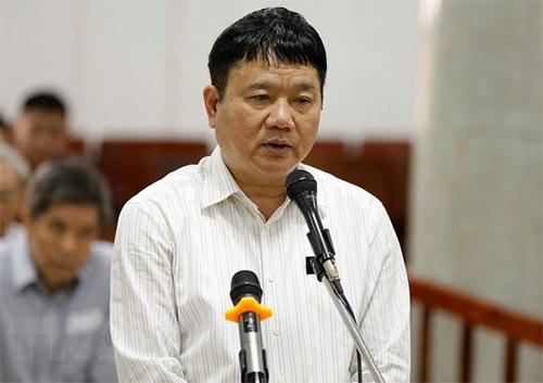 Ông Đinh La Thăng khẳng định:
