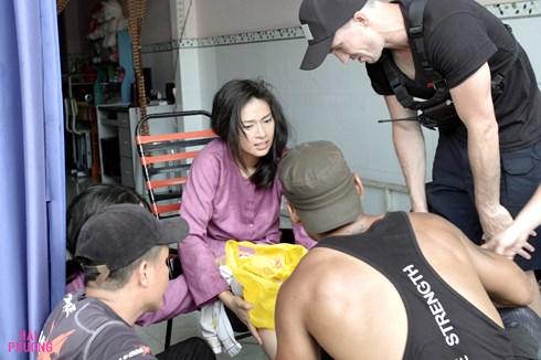 Ngô Thanh Vân gặp tai nạn nghiêm trọng khi diễn cảnh hành động 1
