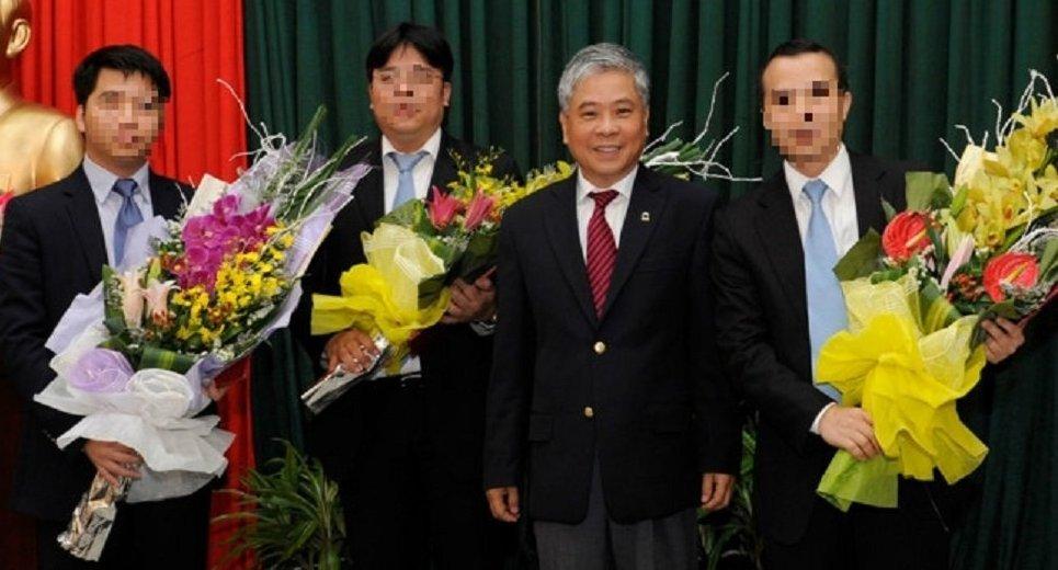 'Quan lộ' của cựu Phó Thống đốc Ngân hàng Nhà nước vừa bị truy tố 1