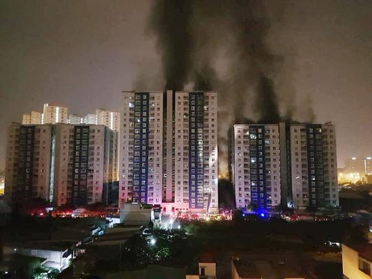 Thủ tướng chỉ đạo Bộ Công an điều tra vụ cháy chung cư khiến 13 người tử vong 1