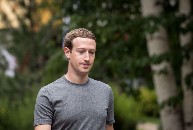 Nóng: Mark Zuckerberg bị Quốc hội Mỹ triệu tập 1