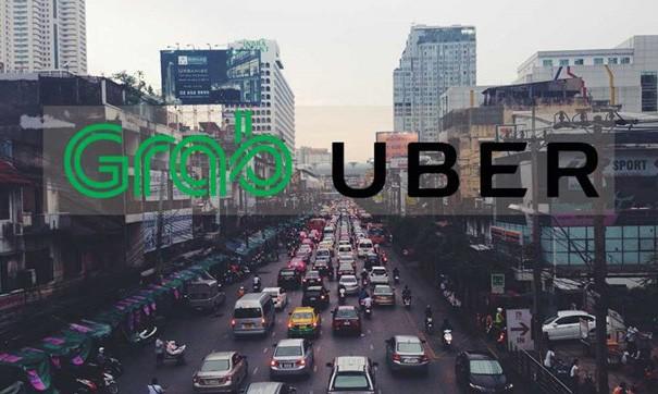 Grab mua lại toàn bộ hoạt động kinh doanh của Uber tại Đông Nam Á 2