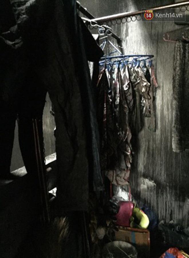 Khung cảnh ám ảnh trong chung cư Carina 3 ngày sau vụ cháy khiến 13 người thiệt mạng 5