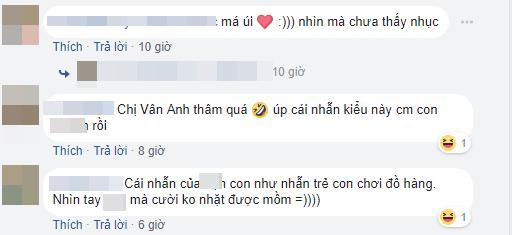 """Vợ Chu Đăng Khoa """"mỉa mai"""" Hà Hồ khoe nhẫn kim cương hàng 'chợ'? 6"""