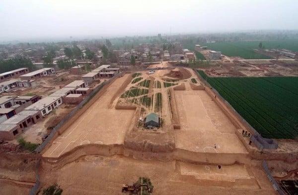 Tìm được di cốt của Tào Tháo trong lăng mộ gần 2.000 năm tuổi? 2