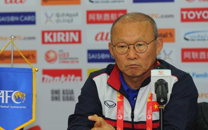HLV Park Hang Seo: 'Đội tuyển Việt Nam đã chiến đấu với tinh thần tuyệt vời' 2