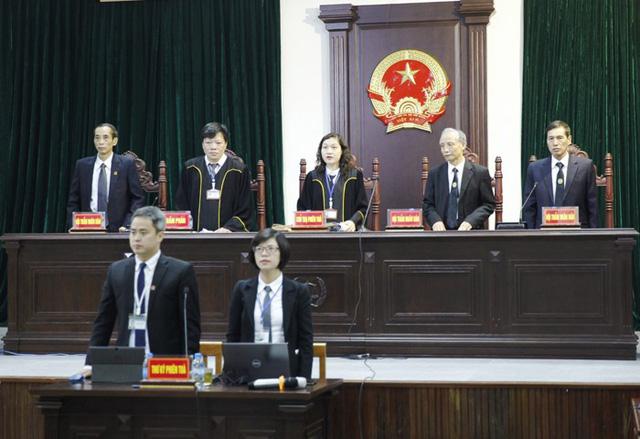 Ông Đinh La Thăng bị tòa tuyên phạt thêm 18 năm tù 1