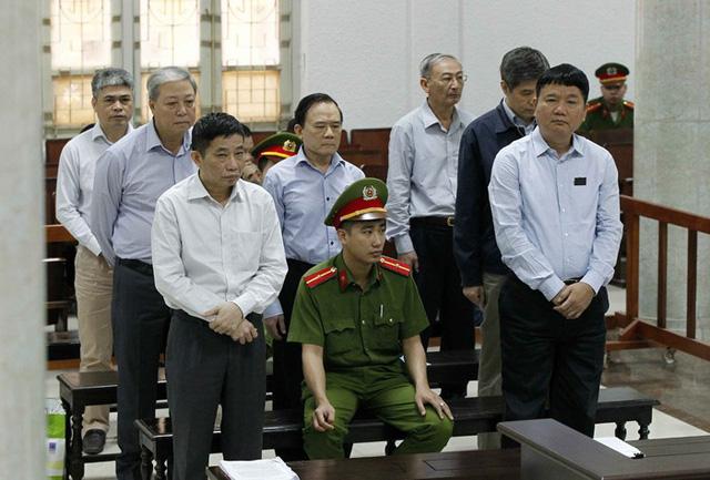 Ông Đinh La Thăng bị tòa tuyên phạt thêm 18 năm tù 2