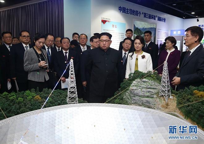 Dân mạng xứ Trung sôi sục trước khí chất ngút trời của phu nhân ông Kim Jong Un 3