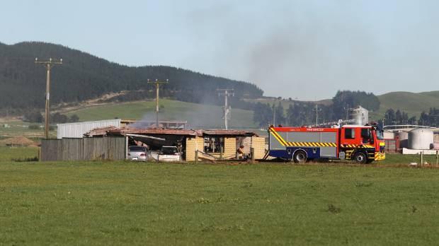 Cặp vợ chồng và con trai 4 tháng tuổi chết thảm trong ngôi nhà cháy rụi, một năm sau cảnh sát mới tìm ra thủ phạm phóng hỏa 2