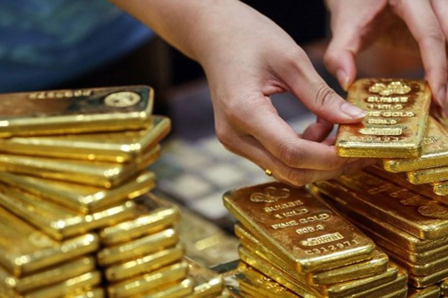 Hình ảnh Giá vàng hôm nay 30/3/2018: Tiếp tục giảm phiên thứ 3 liên tiếp số 1