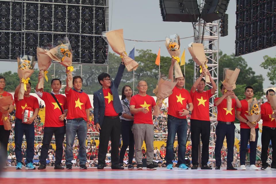 Hai tháng sau kỳ tích châu Á, tiền thưởng U23 Việt Nam vượt mốc 50 tỷ đồng 1