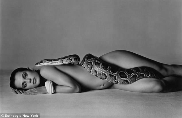 Những bức ảnh thời trang kinh điển và đắt giá của thế kỷ 20, có bức được định giá tới 6,8 tỷ đồng - Ảnh 5.