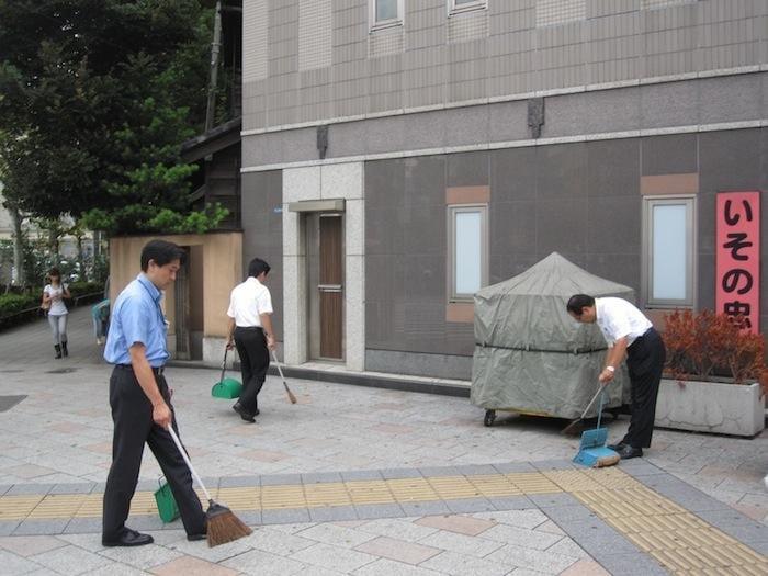 5 lí do để Nhật Bản trở thành quốc gia sạch bậc nhất thế giới và được nhiều người ngưỡng mộ 6