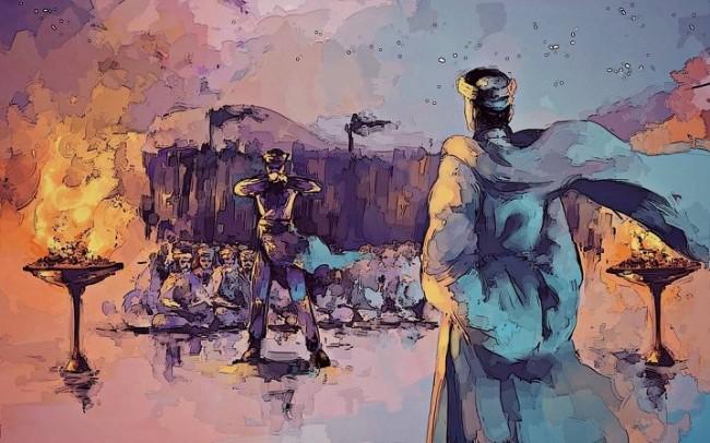 Hé lộ bí ẩn cái chết của Lê Lai - vị anh hùng đứng sau các chiến tích lẫy lừng của Lê Lợi 2