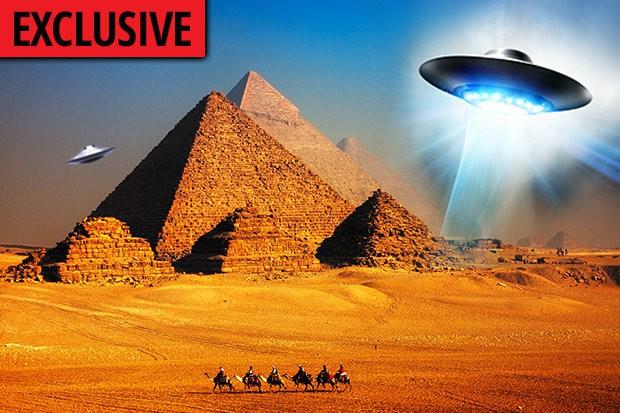 Giải mã vật thể lạ, chứng minh xuyên không có thể là thật thời Ai Cập cổ 2