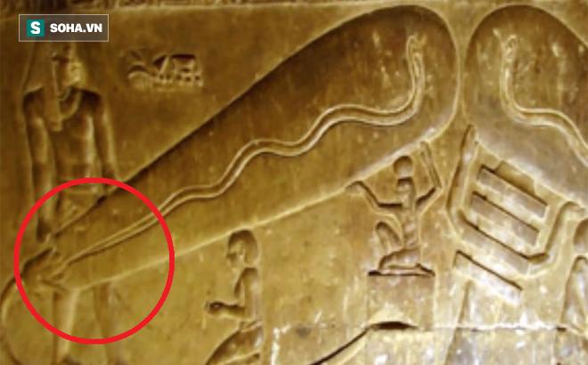 Giải mã vật thể lạ, chứng minh xuyên không có thể là thật thời Ai Cập cổ 1