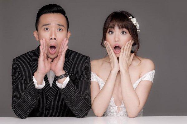 Trấn Thành thừa nhận bà xã Hari Won đang mang bầu con đầu lòng? 2