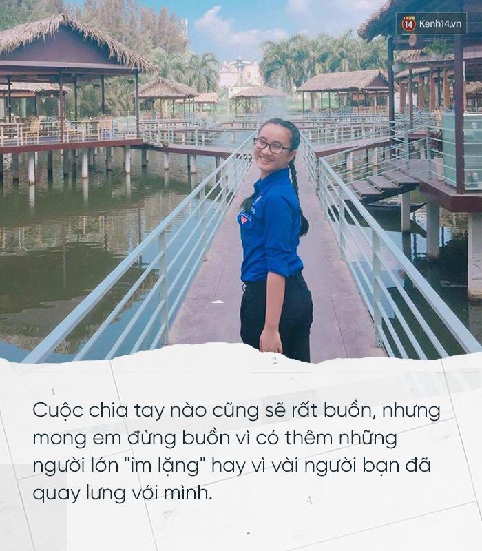 Những điều tuyệt vời mà Song Toàn để lại cho THPT Long Thới sau khi chuyển trường vì cô giáo im lặng - Ảnh 8.