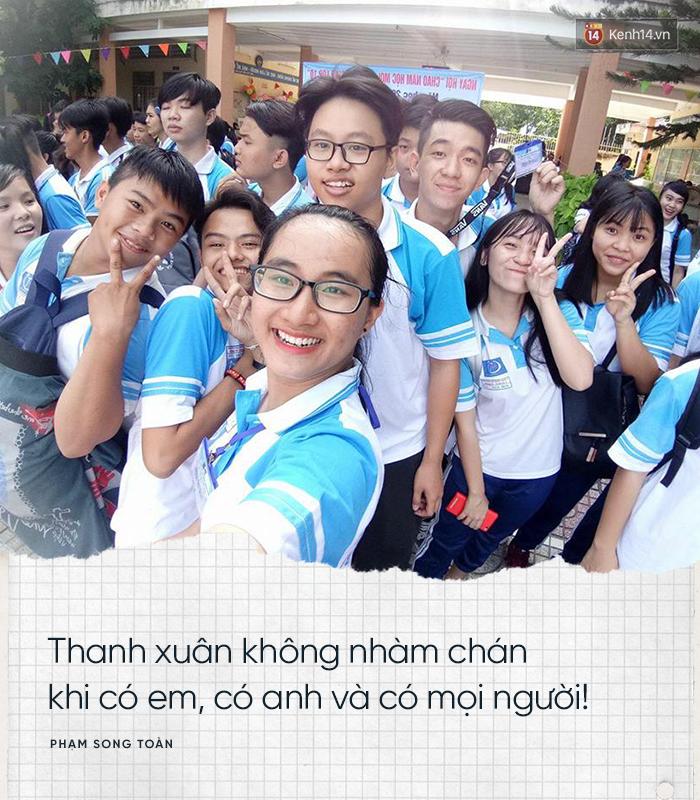 Những điều tuyệt vời mà Song Toàn để lại cho THPT Long Thới sau khi chuyển trường vì cô giáo im lặng - Ảnh 7.