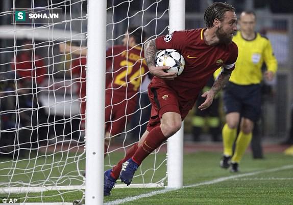 Chấn động: Barcelona bị loại đầy cay đắng sau cuộc lội ngược dòng không tưởng của AS Roma 2