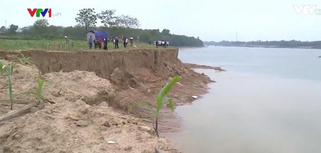 """Thanh Hóa: Phó chủ tịch xã bị đình chỉ để điều tra nghi vấn """"bảo kê"""" cát tặc 1"""