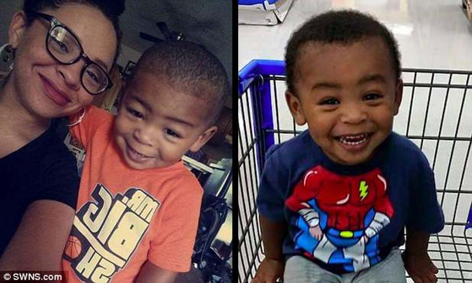 Cứu sống mẹ và em gái, cậu bé 2 tuổi không kịp thoát khỏi biển lửa, ra đi trong niềm đau của cả gia đình 1