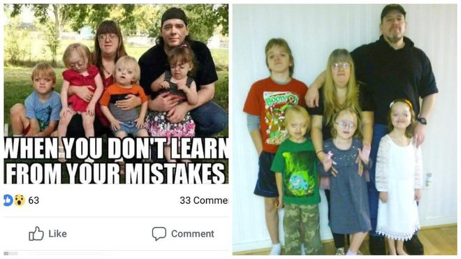 Bà mẹ 4 con bị bêu rếu, trở thành trò cười của cư dân mạng vì lý do không tưởng 3