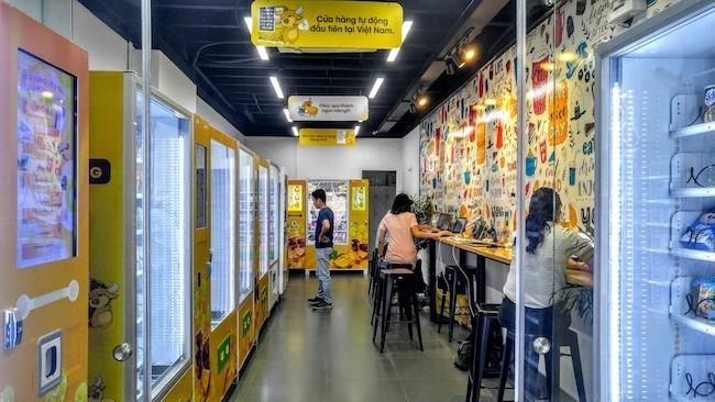 Hà Nội sắp có cửa hàng tự động không người bán như ở Nhật 1