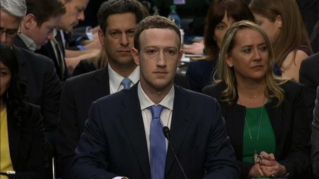 Điểm nhấn trong cuộc điều trần và chi tiết lạ về chiếc ghế ngồi của Mark Zuckerberg - Ảnh 5.