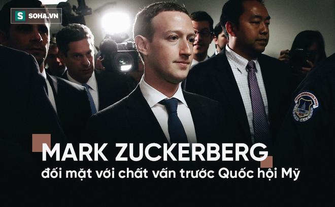 Điểm nhấn trong cuộc điều trần và chi tiết lạ về chiếc ghế ngồi của Mark Zuckerberg - Ảnh 1.