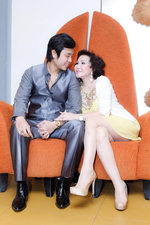 Vũ Hoàng Việt và người yêu tỷ phú hơn 32 tuổi: 5 năm mặn nồng, chia tay lặng lẽ 5