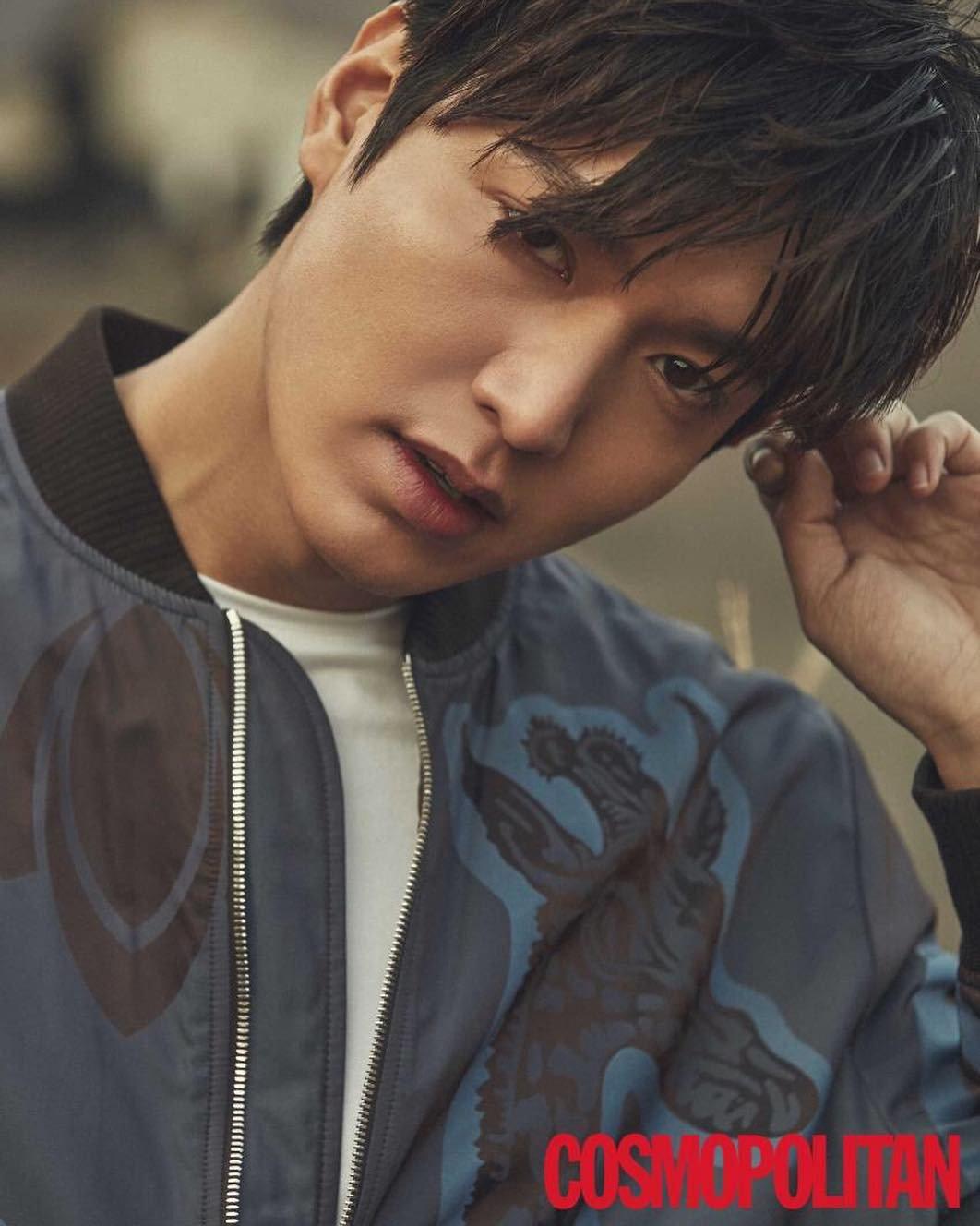 Tài tử Lee Min Ho béo phù cả mặt, nhưng vẫn điển trai với nhan sắc mộc 100\% trong quân ngũ 16