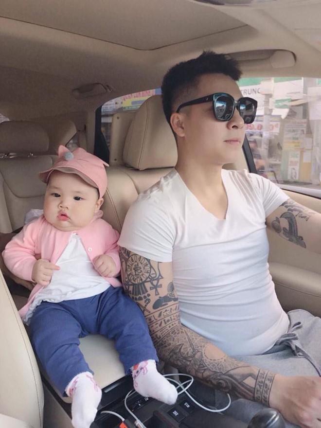 Sao nam Việt: Từng là soái ca 'sát gái' hô biến thành 'ông bố bỉm sữa' đảm đang 18