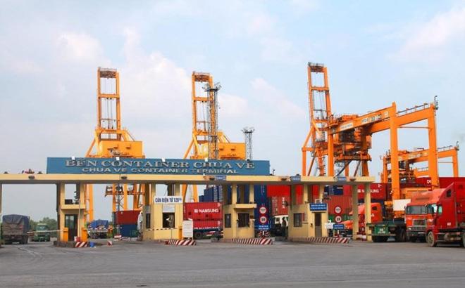 Công nhân cảng tử vong vì bị cần trục chèn 1