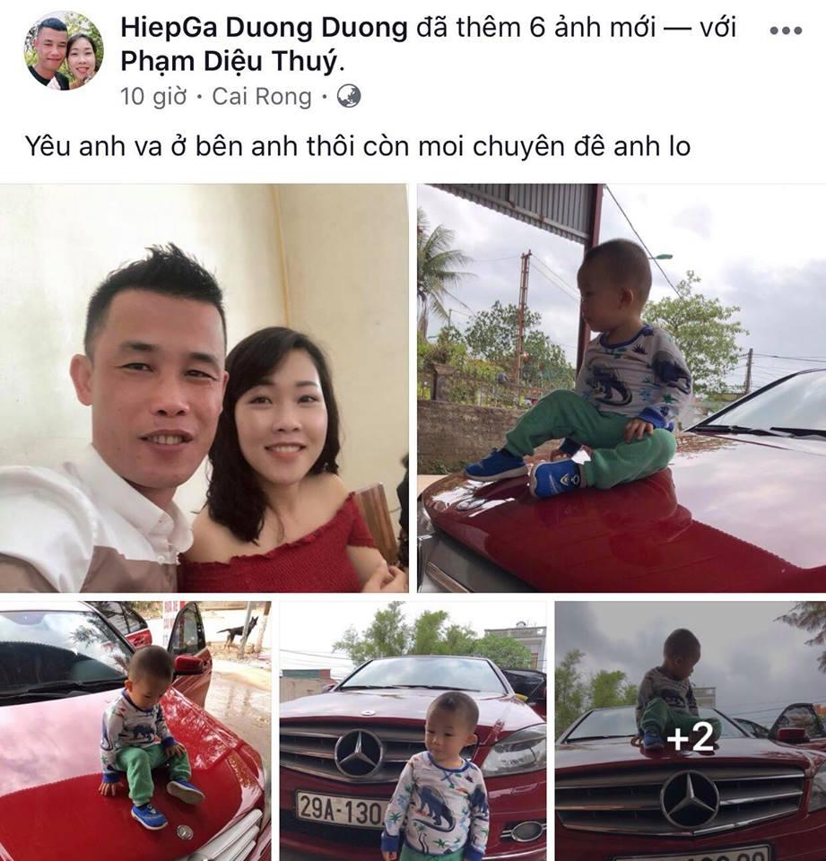 Hiệp Gà mua lại xe Mercedes tiền tỷ của Châu Việt Cường 1