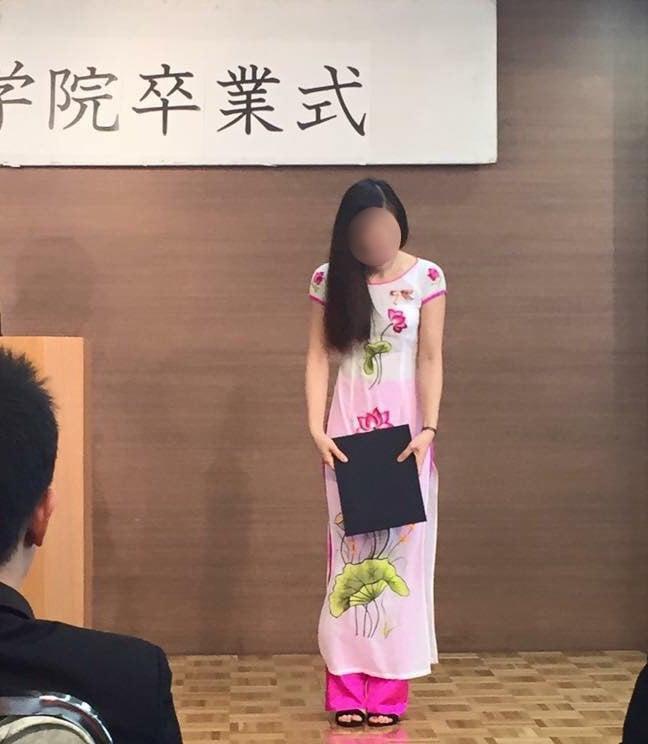 Con gái tử vong ở Nhật, cha mẹ bất lực vì không vay được đủ tiền đưa xác con về quê 1