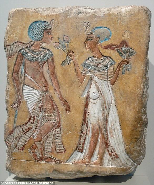 Sắp tìm ra mộ nữ hoàng bi đát nhất của Ai Cập: Phải cưới ông nội, cha và anh trai mình 2