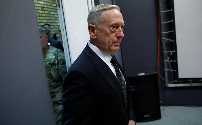 Bộ trưởng Quốc phòng Mỹ tuyên bố chưa tìm ra bằng chứng tấn công hóa học ở Syria 1