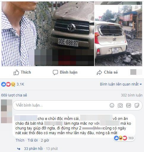 Bức tâm thư xúc động gửi chủ xe ô tô và 2 nữ sinh trong vụ tài xế bẻ lái cứu người 2